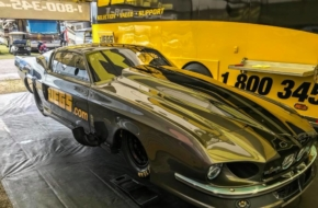 Reigning Champ Troy Coughlin Returns To NHRA Pro Mod At Virginia