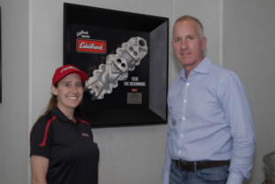 Top Fuel Racer Audrey Worm Joins Team Edelbrock Racing